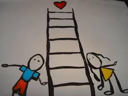 O amor é construído